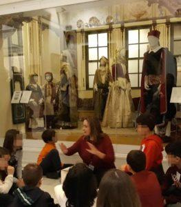 Μουσείο Μπενάκη-Ξενάγηση για παιδιά 7-11 ετών @ Μουσείο Μπενάκη